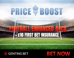 Gentingbet Price Boost