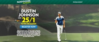 US Masters: Enhanced Odds on the Top Three with Paddy Power