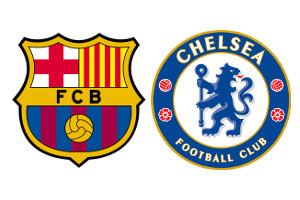 Barcelona v Chelsea: Join Coral for 40/1 a Goal Being Scored