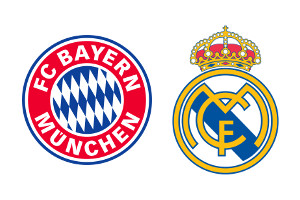 Bayern Munich v Real Madrid: Join Coral for 25/1 a Yellow Card
