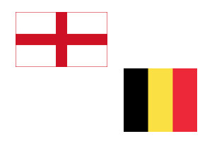 Belgium v England: Join 888Sport for 11/1 England to win