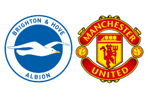 Brighton v Manchester United: Join Coral for 28/1 United to Win